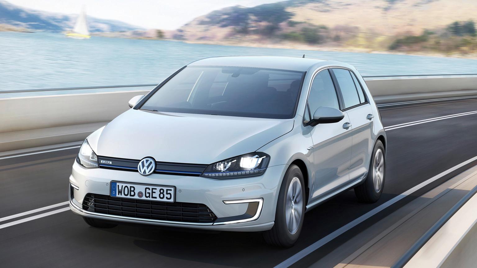 Volkswagen e-Golf (2014)