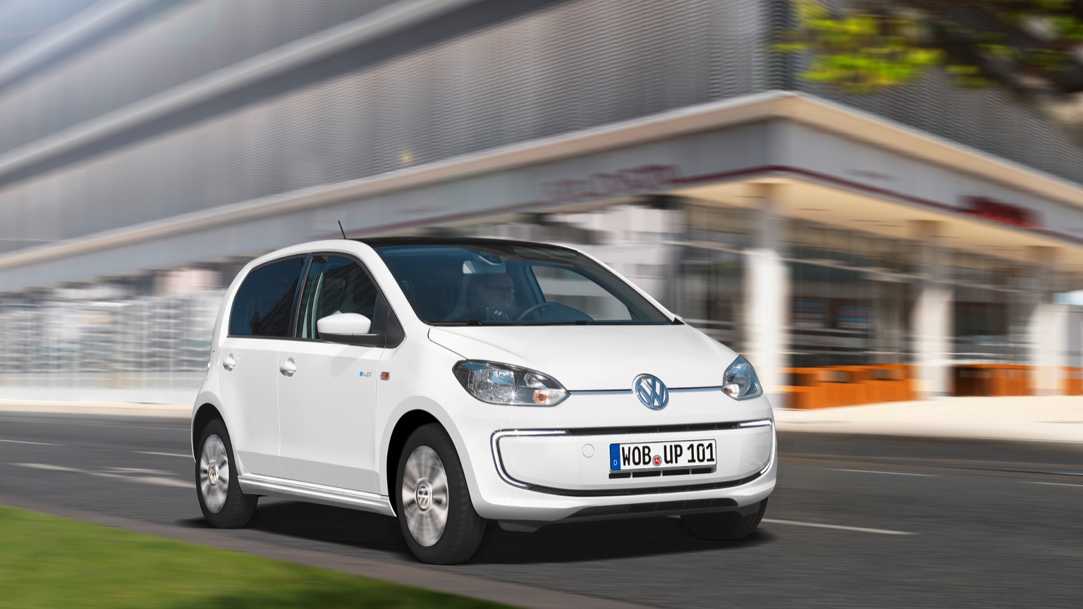 Volkswagen e-Up! (2016)