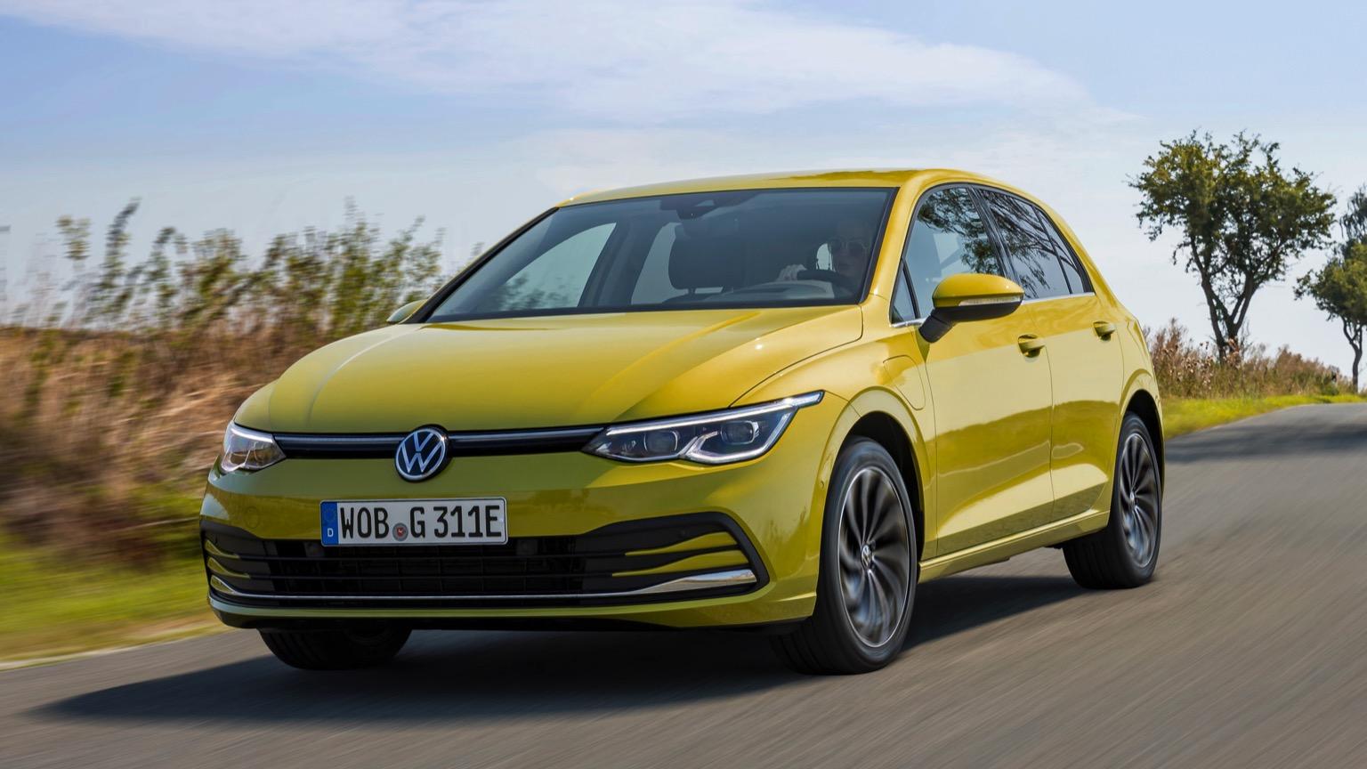 Volkswagen Golf 1.4 TSI eHybrid GTE (2020)