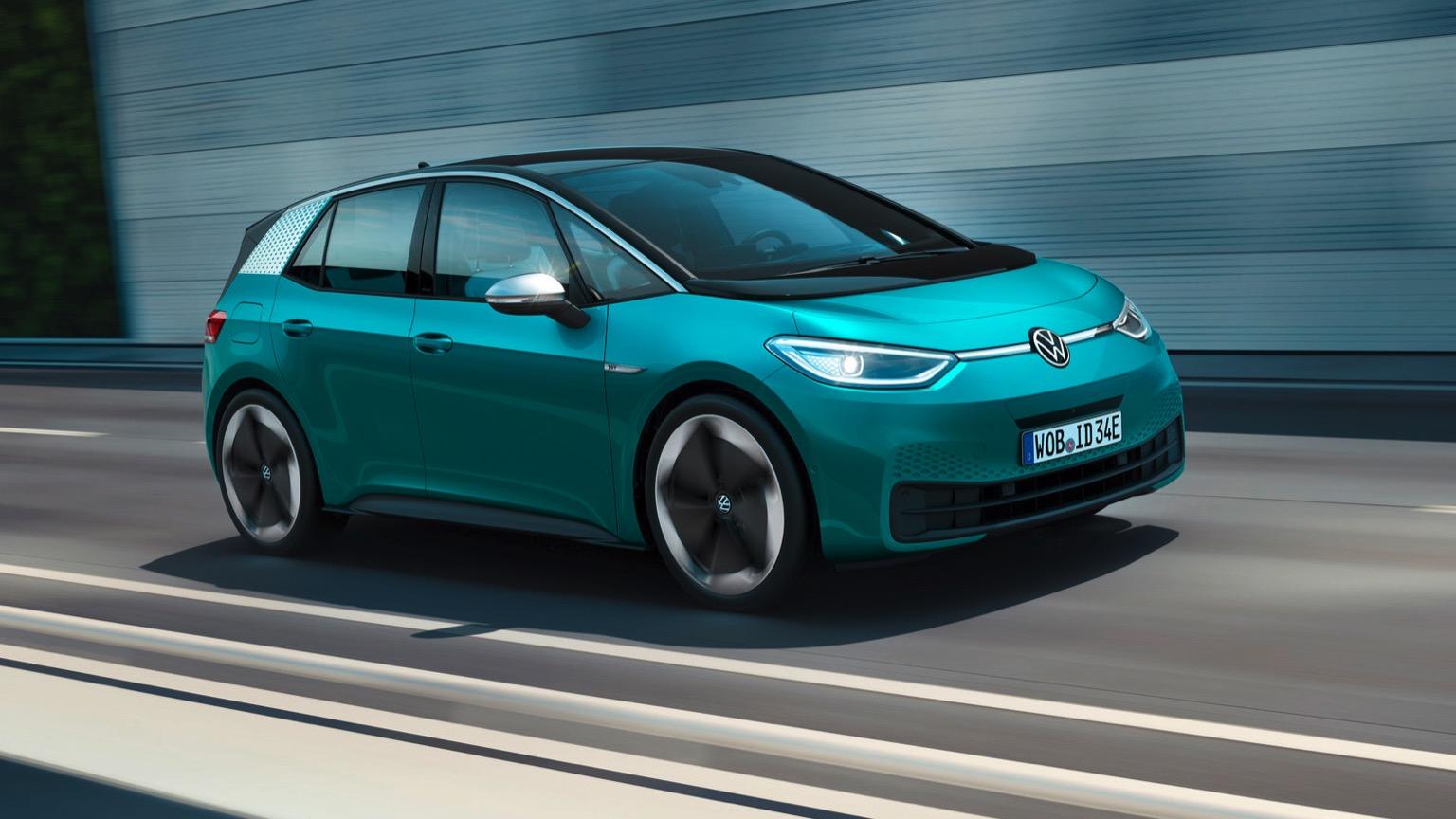 Volkswagen ID.3 Pro Performance (2020)