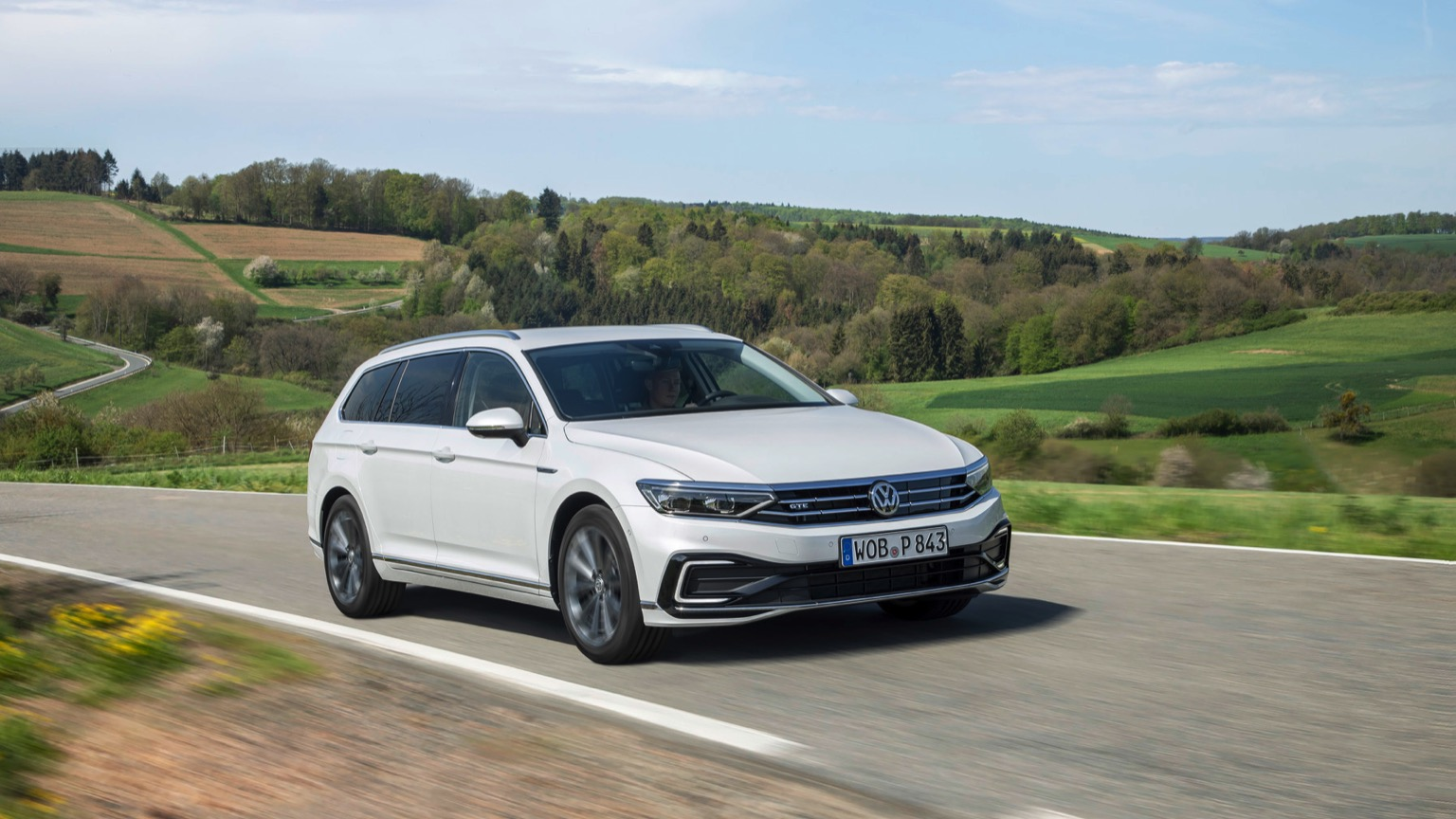 Volkswagen Passat GTE Variant (2019)