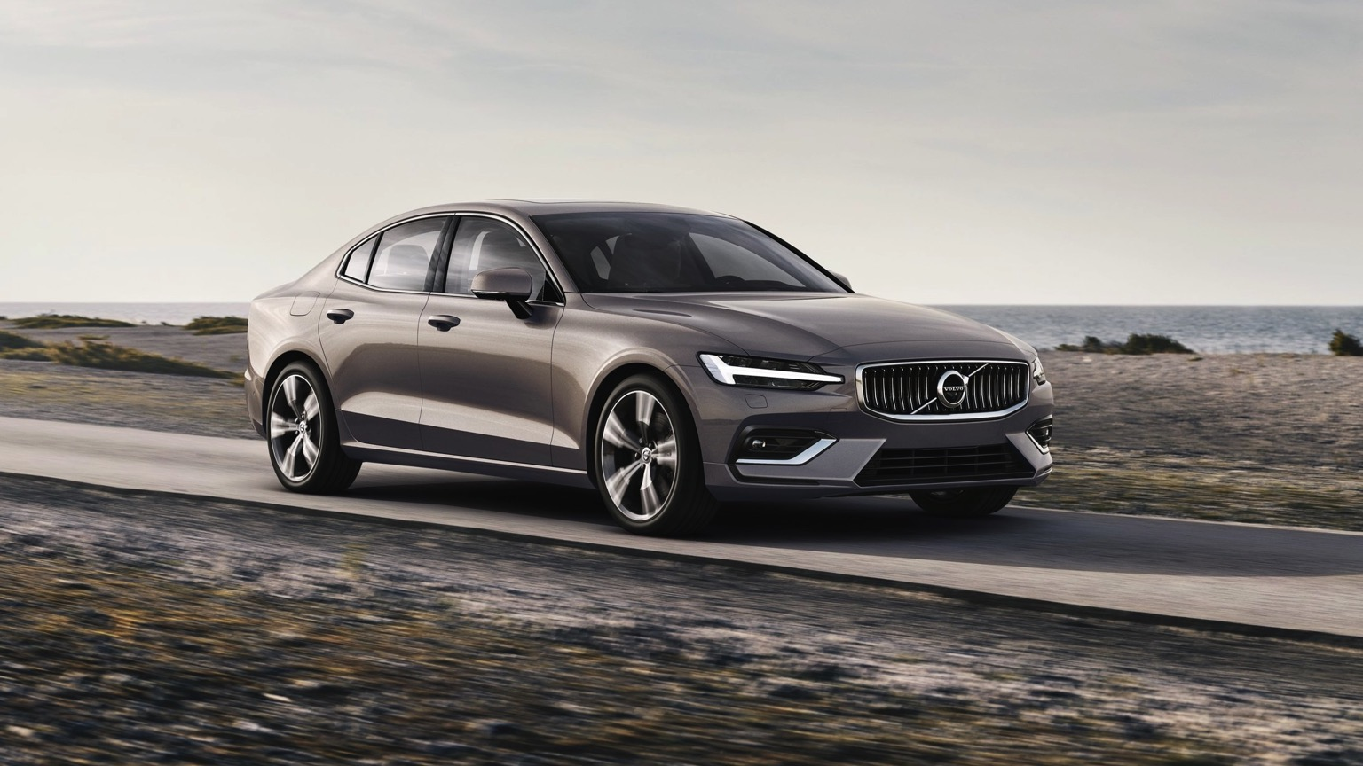 Volvo S60 T8 Recharge (2019)