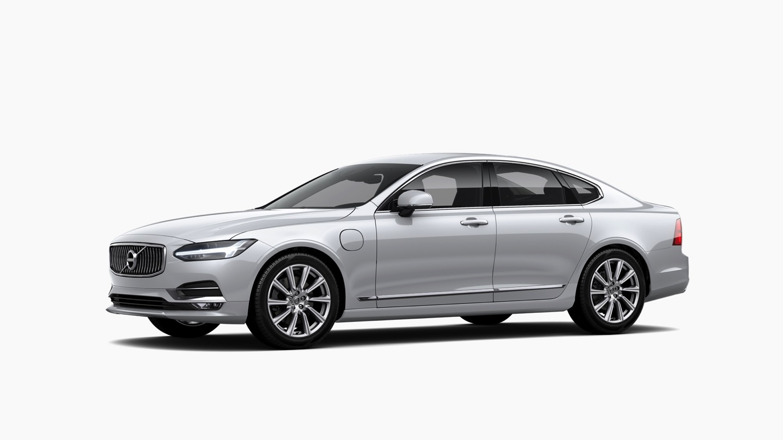 Volvo S90 T8 Twin-Engine (2019)