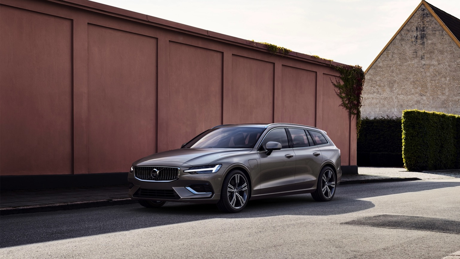 Volvo V60 T6 Recharge (2020)