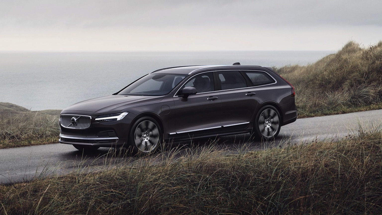 Volvo V90 T6 Recharge (2020)