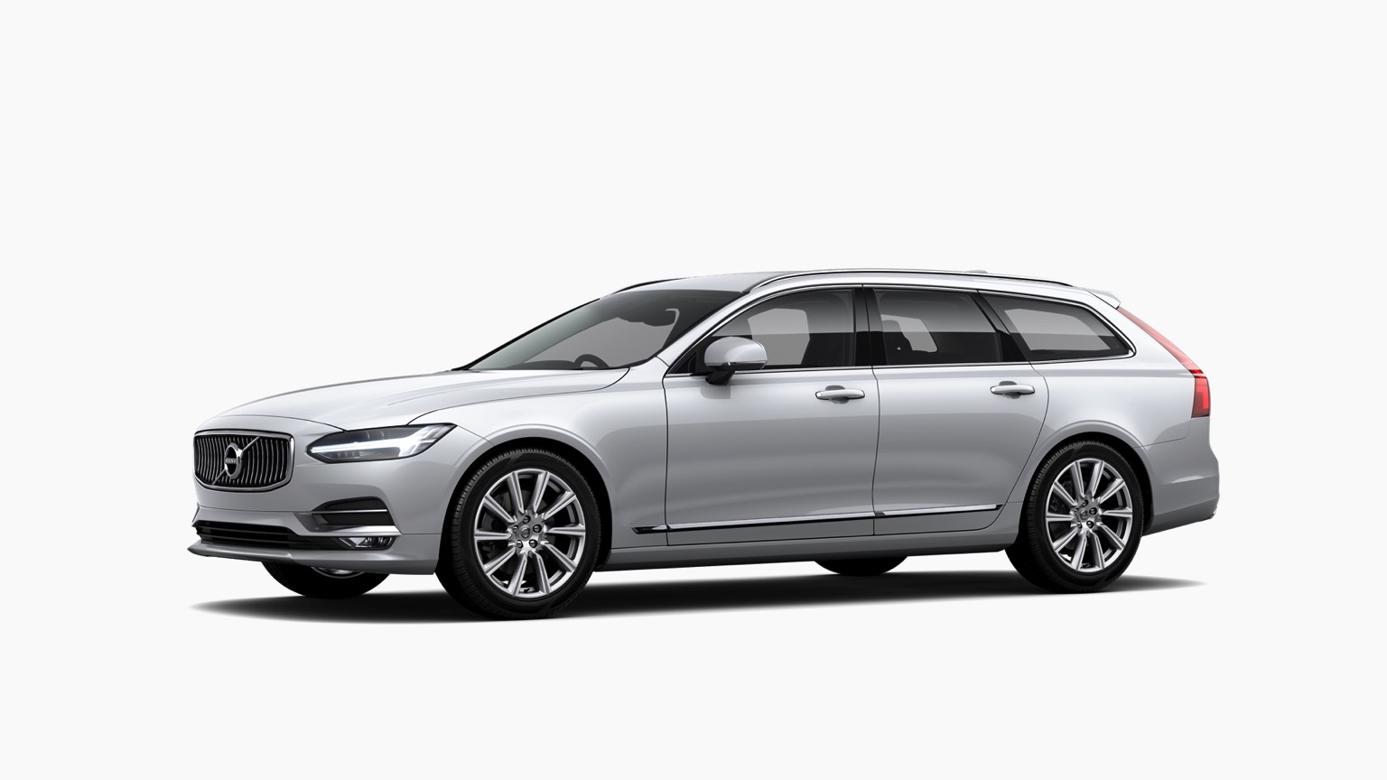 Volvo V90 T8 Twin-Engine (2019)