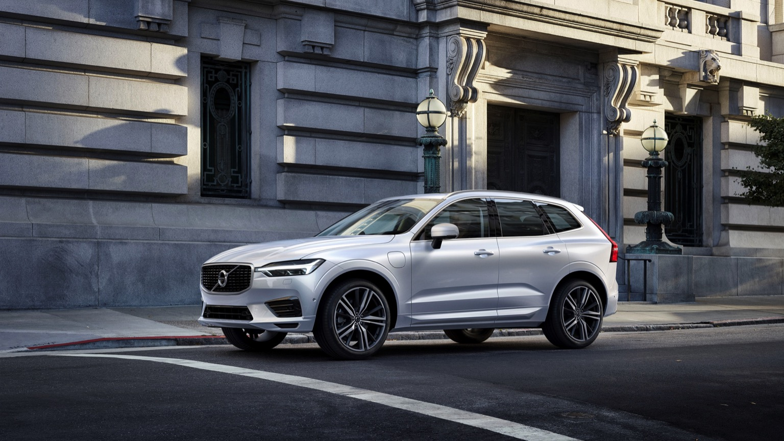 Volvo XC60 T8 Twin-Engine (2019)