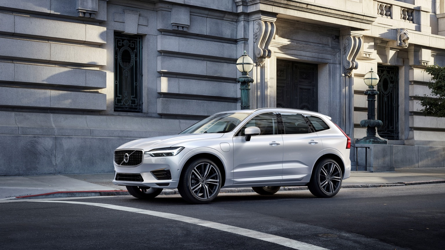 Volvo XC60 T8 Twin-Engine (2018)