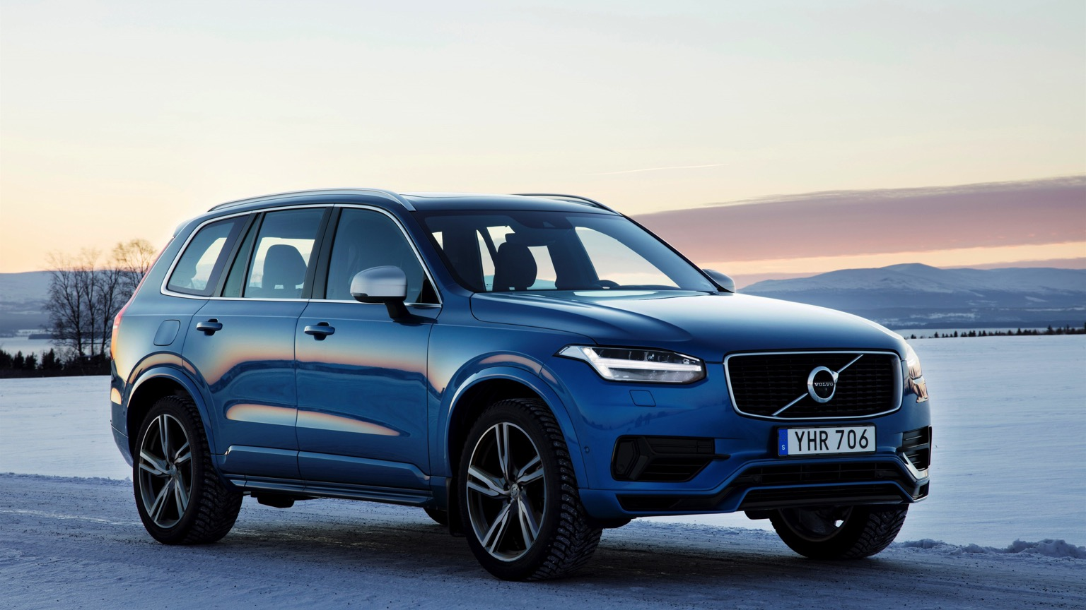 Volvo XC90 T8 Twin-Engine (2019)