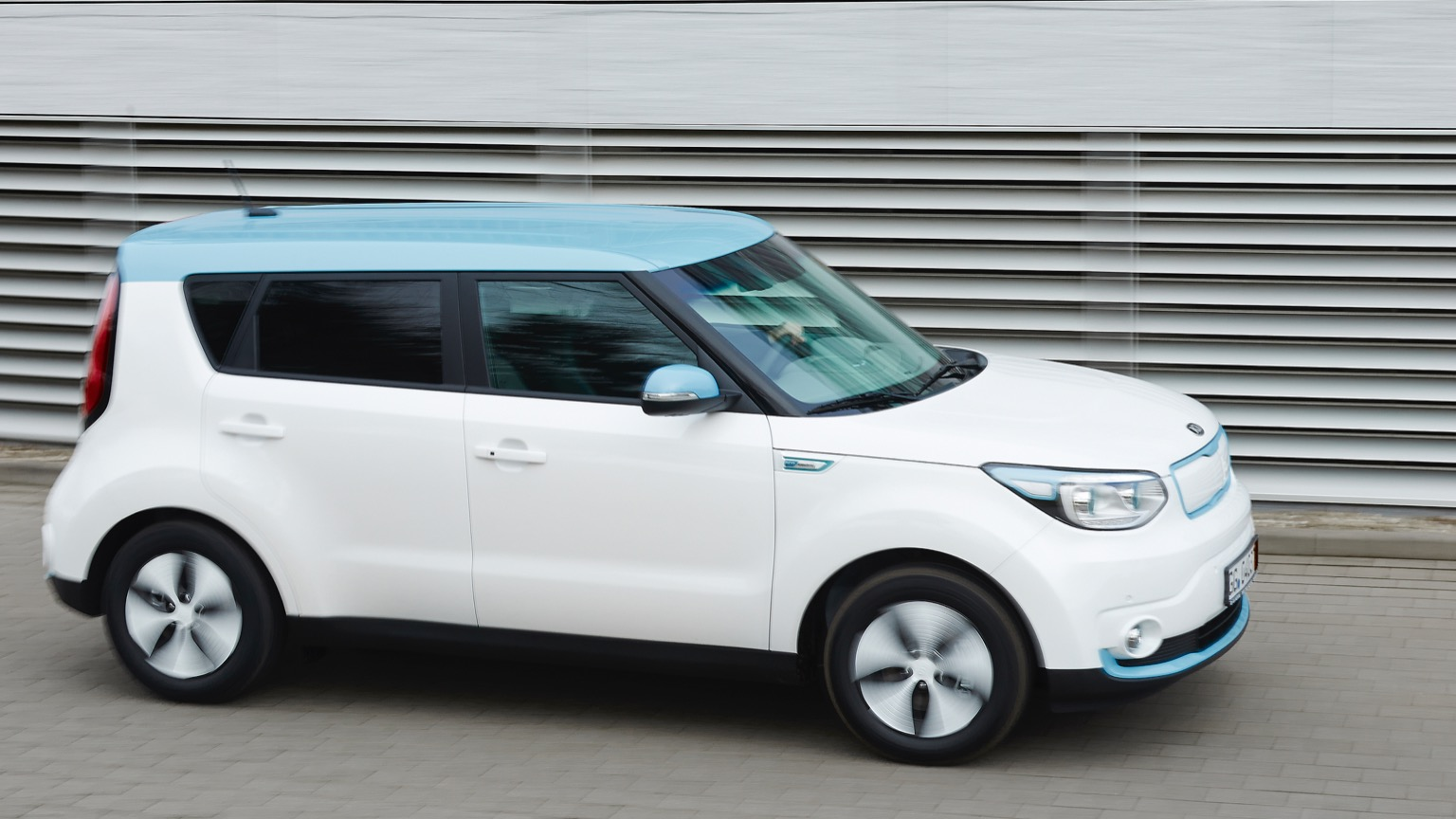 Kia Soul EV 27 kWh