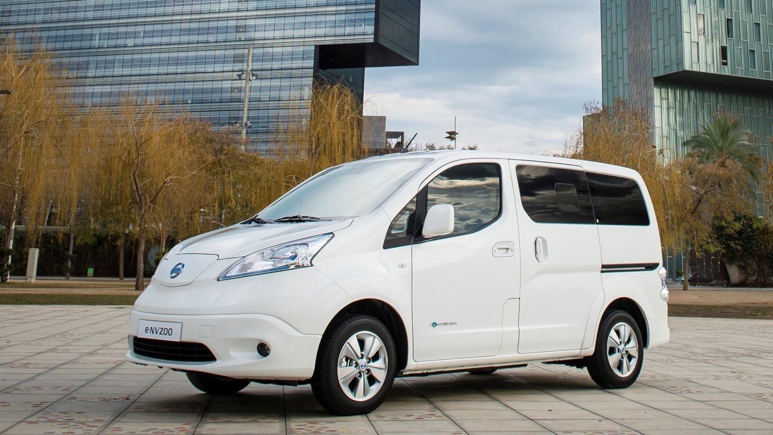Nissan e-NV200 Evalia 38 kWh