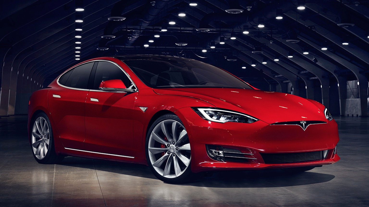 Tesla Model S Ludicrous Performance