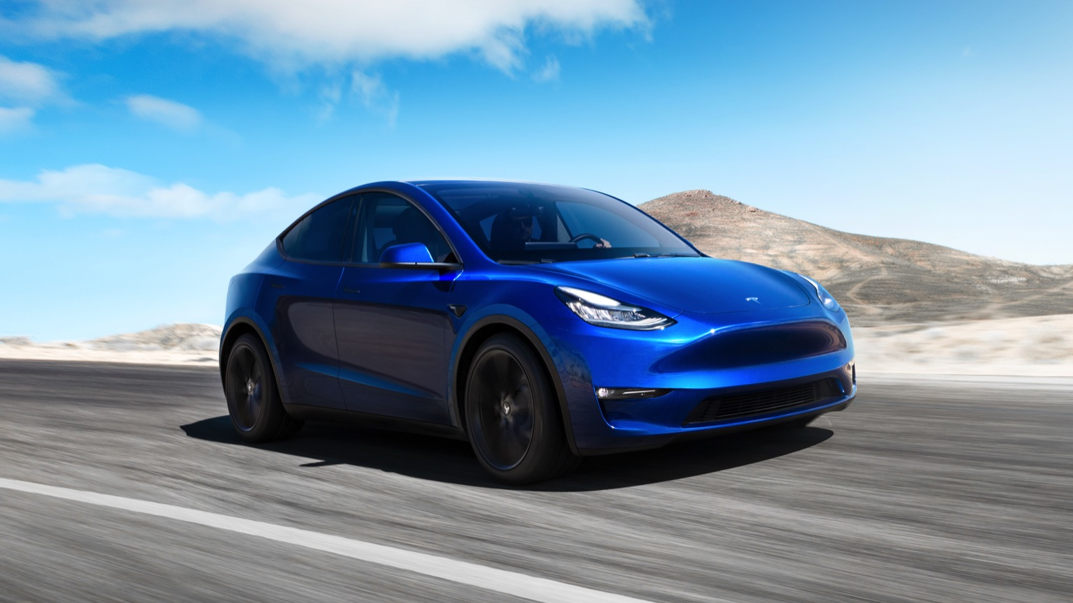 Tesla Model Y Long Range Dual Motor