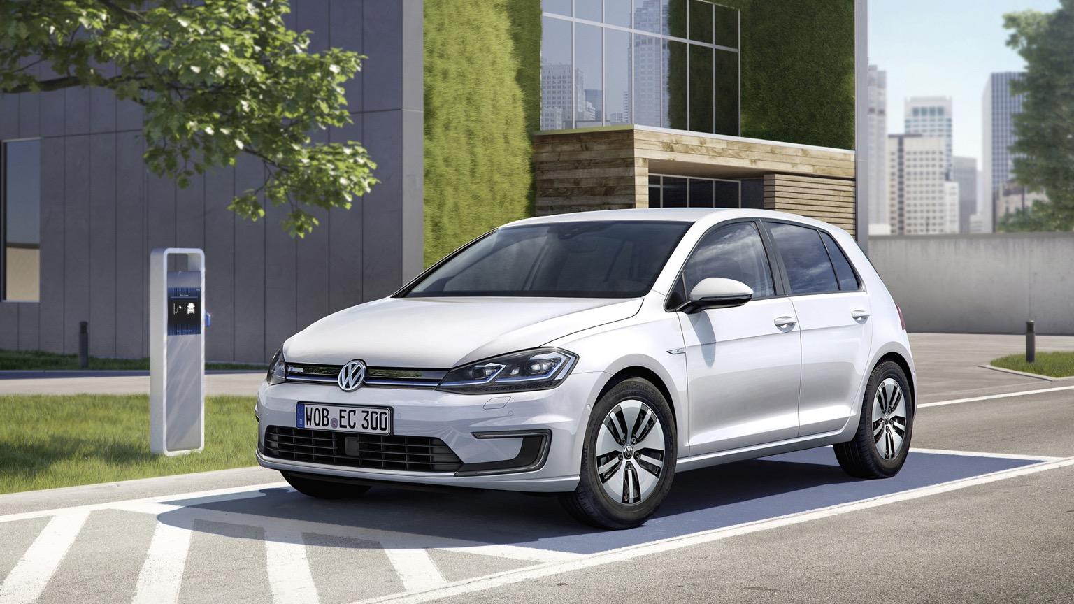 Volkswagen e-Golf (2017)