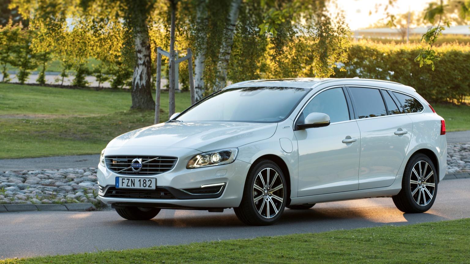 Volvo V60 D6 AWD
