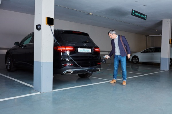 workplace ev charging policy
