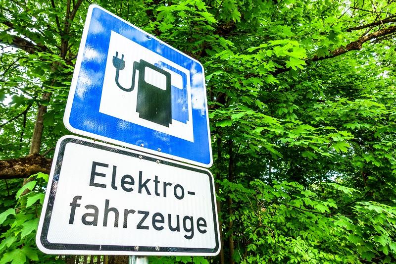 ev charging in germany