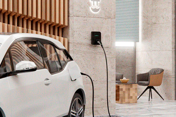 wallbox charger for electric car