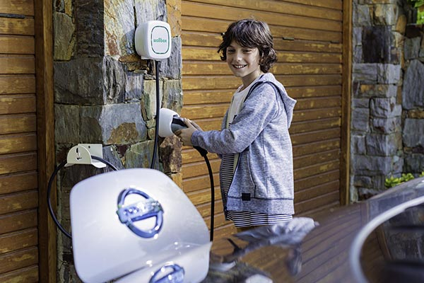 cost of charging electric car at home