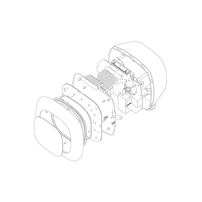 Outline Wallbox Pulsar