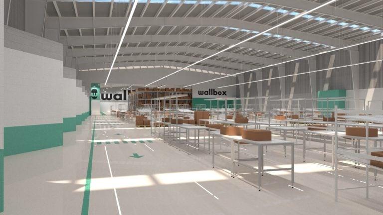 Con una inversión de €9m, Wallbox instalará su nueva planta de producción en la Zona Franca de Barcelona