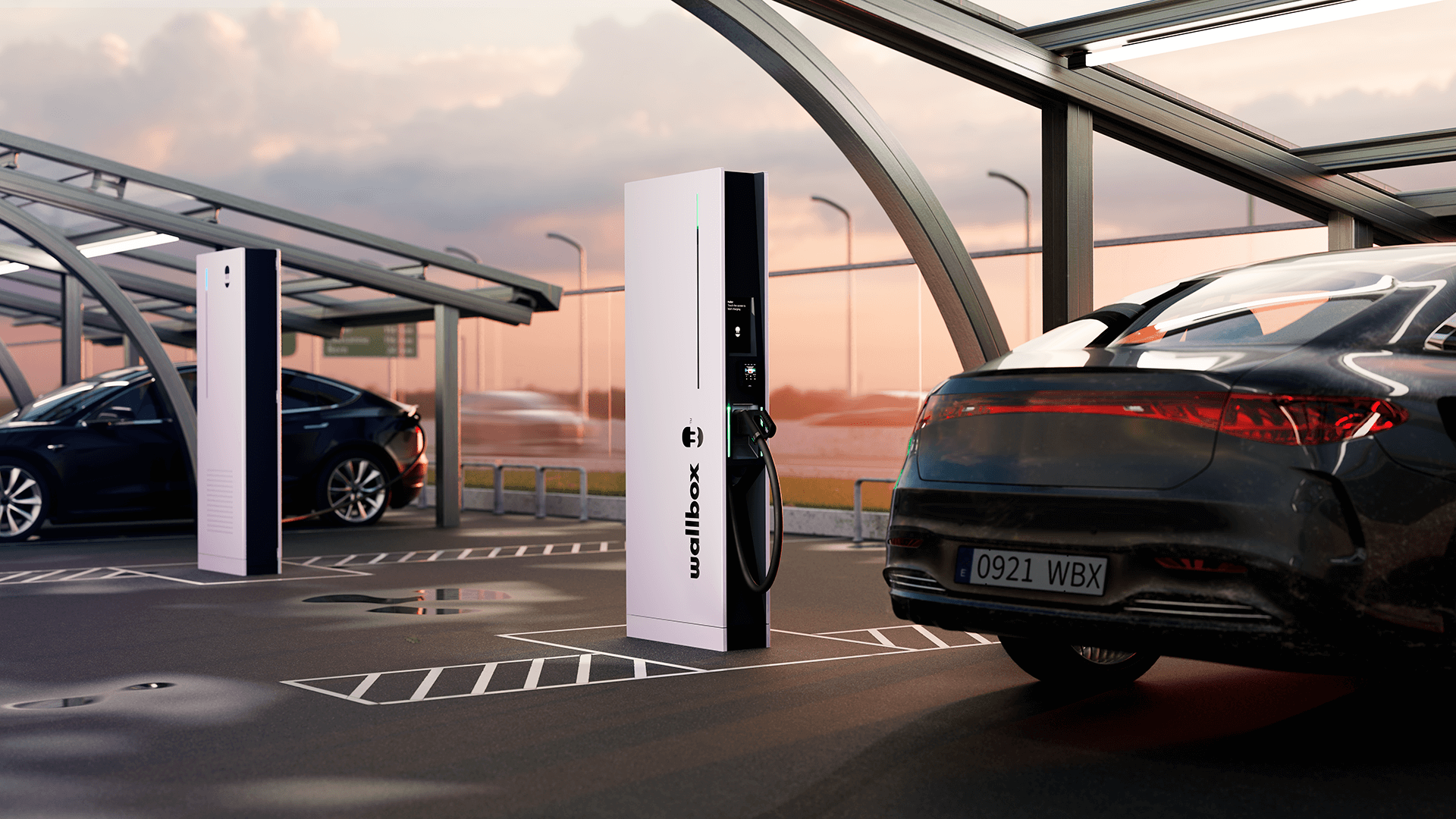 Wallbox unveils ultrafast public charger that will fully charge an electric vehicle in under 15 minutes